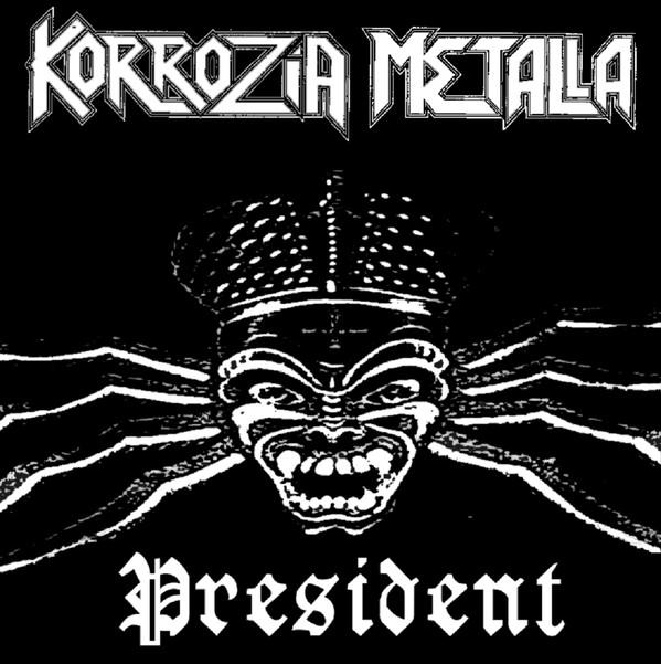 Коррозия Металла — President